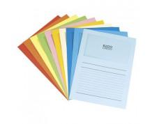 ELCO Chemises Ordo Classico 220 x 310 mm 120 q/mq Assortiment de couleurs 100 pièces