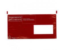 DOKUFIX Pochettes d'expédition pour C5/6 -Pack de 250 pièces-