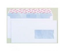 ELCO Premium Optifix Enveloppe C5/6 Fenêtre à droite 100 gr. -Boîte de 500 pces-