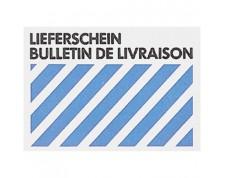 """BüroLine Enveloppes """"Bulletin de Livraison""""  80 gr.  -Blister de 50 pces-"""