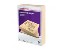 Papier couleur A4 80 g/mq saumon 500 feuilles