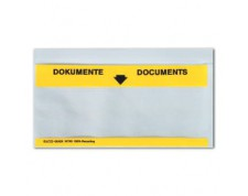 ELCO Pochettes porte-documents Quick Vitro C6/5 'Documents' 232 x 110 mm 250 pièces