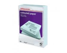 Papier couleur A4 80 g/mq bleu 500 feuilles