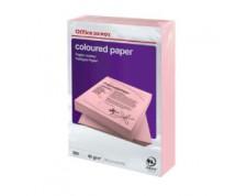 Papier couleur A4 80 g/mq rose 500 feuilles