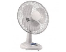 TRISTAR Ventilateur de table VE-5930 Blanc 34.5 x 25 x 46 cm
